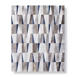Aziza Pieced Hide Rug by Martyn Lawrence Bullard