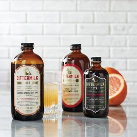 Bittermilk Old Fashioned Gift Set