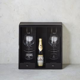 Salud Craft Beer Glasses in Gift Box, Set