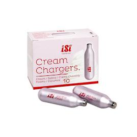 iSi Cream Chargers, Set of Ten