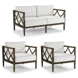Kali 3-pc. Loveseat Set