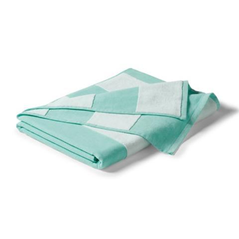 Palm Beach Striped Towel
