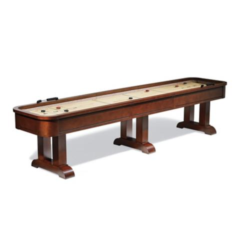 Milan 12u0027 Shuffleboard Table