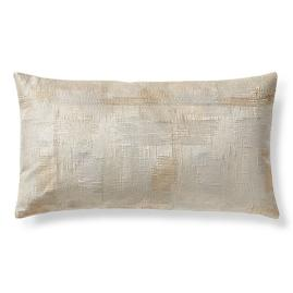 Pretoria Abstract Gingham Pillow Sham