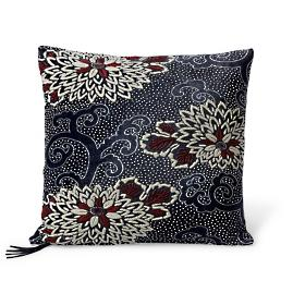 Sana Sequin Batik Lumbar Pillow