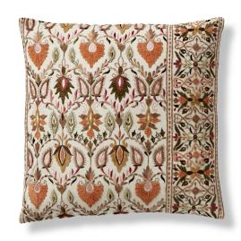 Kabir Embroidered Decorative Pillow