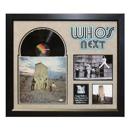 "The Who ""Who's Next"" Autographed Album"