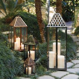 Rhodes Outdoor Lantern