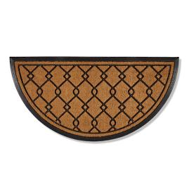 Elmwood Half-round Entry Mat