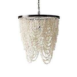 Esme Shell Chandelier