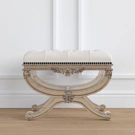 Eliza Tufted Stool