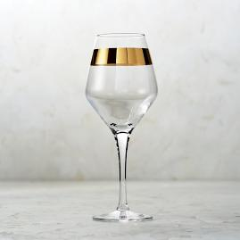 Arte Italica Semplice Wine Glasses, Set of Four