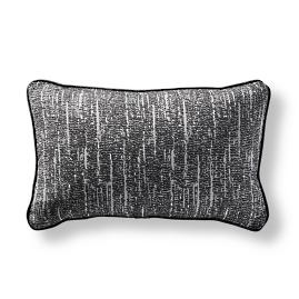 Kallax Onyx Lumbar Pillow