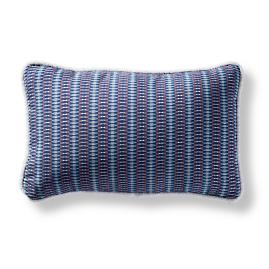Metro Mosaic Nautical Lumbar Pillow