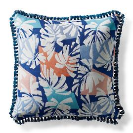 Aventura Beach Marine Indoor/Outdoor Pillow