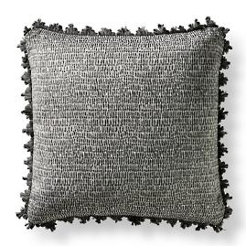 Celesta Onyx Square Pillow