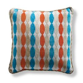 Trovata Melon Square Pillow
