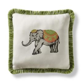 Raj Indoor/Outdoor Pillow - Citrus