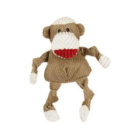 Large Knottie Sock Monkey Dog Toy