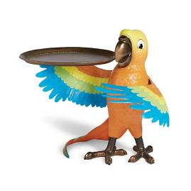 Pax the Parrot Poolside Table