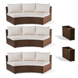 Pasadena 5-pc. Sofa Set Cover