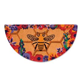 Honey Bee Coco Door Mat