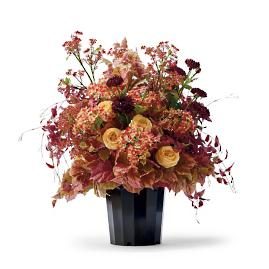 Expressions of Autumn Urn Filler
