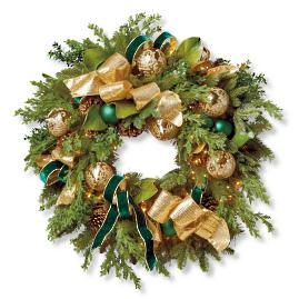 "Cumberland Gate 32"" Wreath"