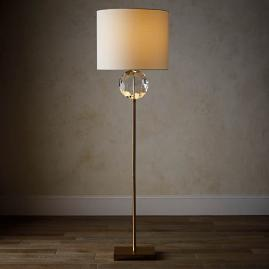 Bijoux Crystal Floor Lamp