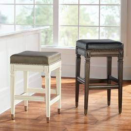 Wexford Square Backless Bar & Counter Stool