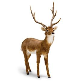 Mark Roberts Classic Standing Deer with Antlers