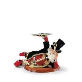 Mark Roberts Reclining Elf Holding Tray