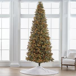 Deluxe Noble Fir Quick Light 10' Slim Profile