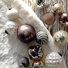 Rustic Wonder 15-pc. Ornament Collection