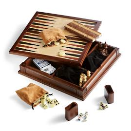 Winning Solutions Multi-Game Set in Walnut