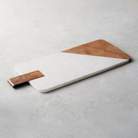 Ronan Cheese Board with Handle