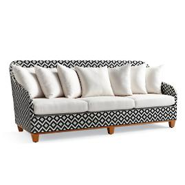 Mirana Sofa with Cushions