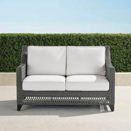 Graham Loveseat with Cushions