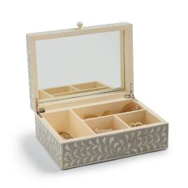 Giana Rectangle Jewelry Box