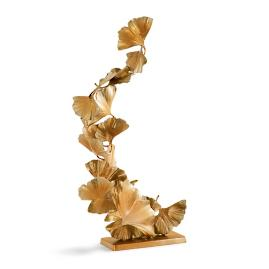 Gingko Leaf Sculpture