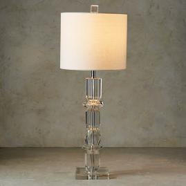 Diana Crystal Buffet Lamp