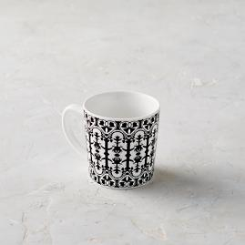 Caskata Casablanca 14 oz. Mugs, Set of Four