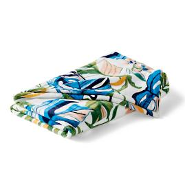 Resort Palm Leaf Beach Towel