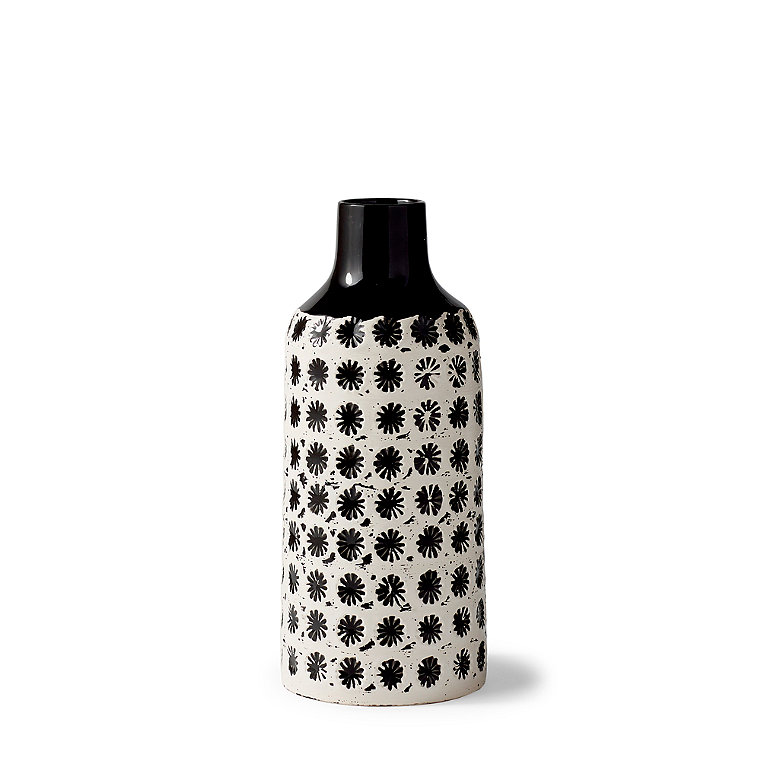 Chiara Ceramic Tall Vase