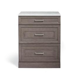 "Hunter 28"" Modular Base Cabinet with Drawers"