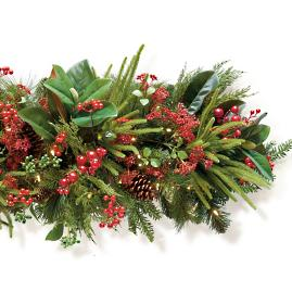 Holiday Glen Indoor 6' Garland