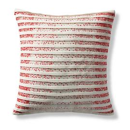 Peppermint Twist Decorative Pillow Cover