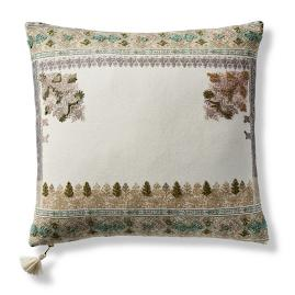 Bodhi Embroidered Pillow Cover