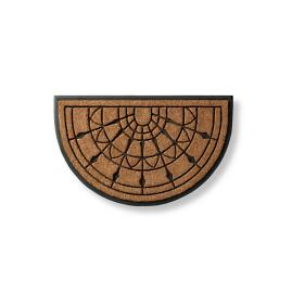 Grandview Half-round Door Mat