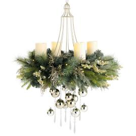 "Northern Lights Indoor 26"" Decorative Chandelier"